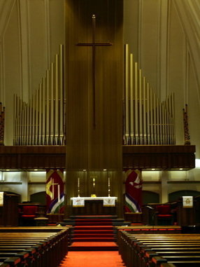 ST. JOHN UNITED METHODIST CHURCH