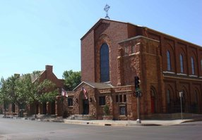 Cathedral of St. John in Albuquerque,NM 87102