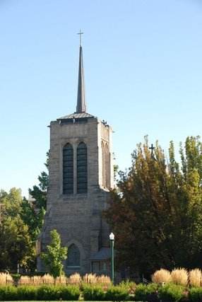 St. Michael's Episcopal Cathedral in Boise,ID 83712