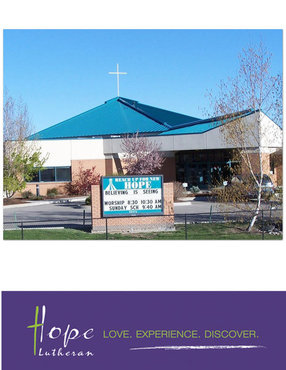 Hope Lutheran Church in Eagle,ID 83616