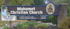 Mahomet Christian Church in Mahomet,IL 61853