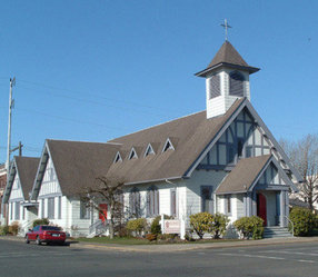 St. Andrew's Episcopal Church in Aberdeen,WA 98520