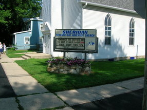 Sheridan Seventh-day Adventist Church in Sheridan,IL 60551