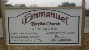Emmanuel Baptist Church in Port Richey,FL 34668