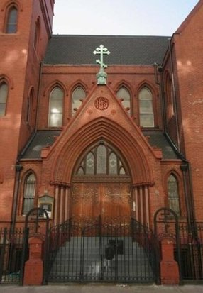 St. Nicholas of Myra Orthodox Church in New York,NY 10009