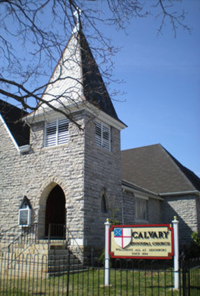 Calvary Episcopal Church in Front Royal,VA 22630