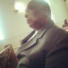 Bishop Vincent R.  Cooper