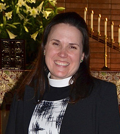 The Rev.  Samantha Vincent-Alexander