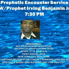 Prophet Irving  Benjamin Jr