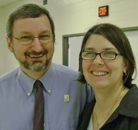 Richard & Barbara Krehbiel Gehring