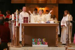 The Rev Canon Marilyn Cornwell