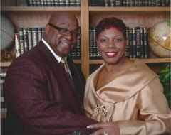 Dr. Michael & 1st Lady Dorothy Sneed