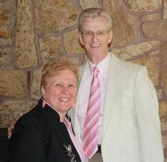Larry and Carol McGarry