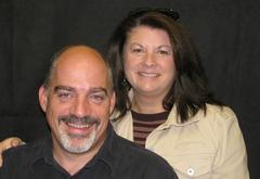 Greg and Debi Strubhar
