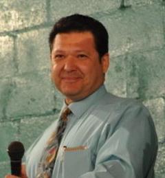 Pastor William Martell