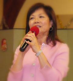 王芬蘭 牧師  Pastor Wang