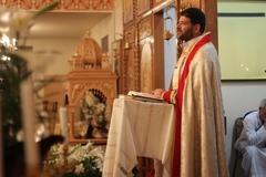 Fr. Dr. Sharbel Iskandar  Bcheiry