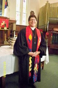 Rev. Melodie Rezac