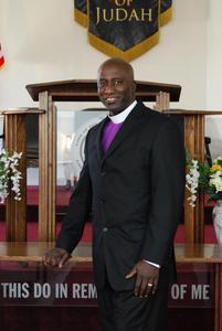 Bishop Joseph Bowens