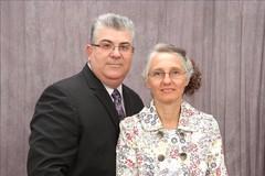 Pastor Randall Yeoman