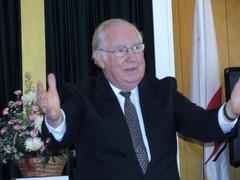 Rev. James Patterson