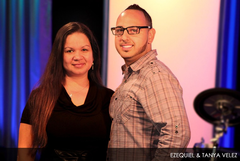 Ezequiel & Tanya Velez