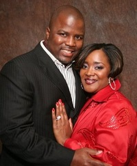 Pastors Eric and Holly Brewer