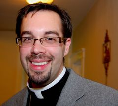 The Rev. Nathan Corl Minnich, STS