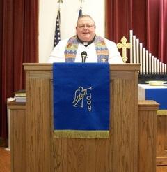 Rev. Dr. Daniel K. Schroeder