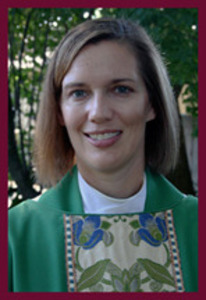 The Rev. Vanessa Glass Rector
