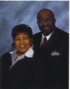 Pastor L. Henderson & First Lady Ethel Bell