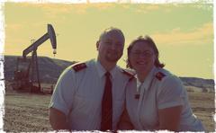 Captains Joshua/Rhegan Stansbury