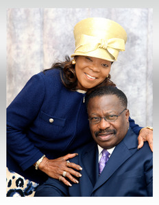 Bishop Frank O. White, Senior Pastor