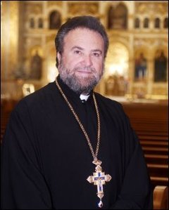 Fr John  Bakas