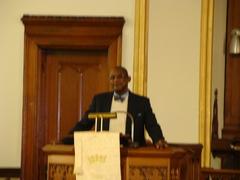 Rev. Dr. Lenton Rhodes