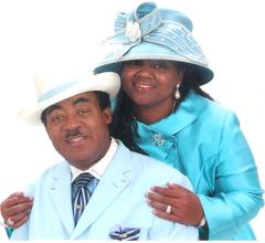 Bishop John & Co-Pastor Annette Redmon