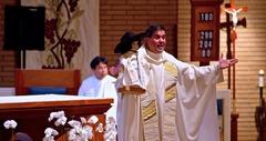 Father Miguel Gonzalez Pastor