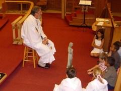 The Rev. Hallock Martin