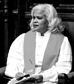 Rev. Dr. Flora Wilson Bridges