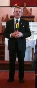 Rev Ronald Libby