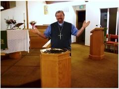 Pastor Daniel Wilson