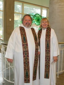 Rev. Dennis G. Sepper & Rev. Nancy J. Connor