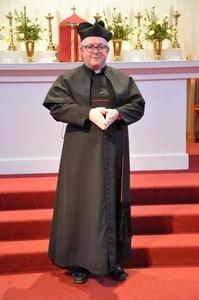 Fr. R. Trent Fraser