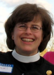 The Rev. Vicki McGrath