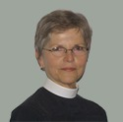 The Rev. Mary K Erickson
