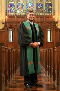 Rev. Nathan Dannison