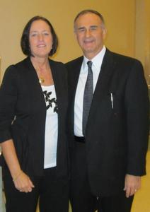 Pastors Ron & Judy Burgio